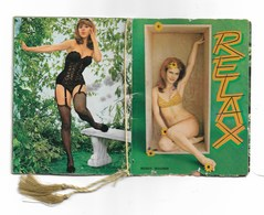 94322) CALENDARIETTO DEL 1970-RELAX - Calendarios