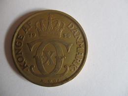 Danemark: 1 Krone 1930 - Denmark