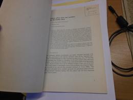 AGONKIAN PILLOW LAVAS AND VARIOLITES IN THE BARRADIAN AREA 1967 FRANTISEK FIALA - Scienze Della Terra