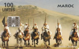PHONE CARD MAROCCO (PY1714 - Marokko