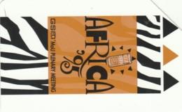 PHONE CARD SUDAFRICA URMET (PY1706 - Zuid-Afrika
