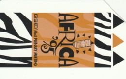 PHONE CARD SUDAFRICA URMET (PY1705 - Zuid-Afrika