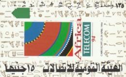 PHONE CARD EGITTO (PY1703 - Egipto
