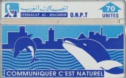 PHONE CARD MAROCCO (PY1700 - Marokko
