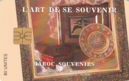 PHONE CARD MAROCCO (PY1698 - Marokko