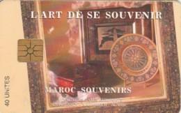 PHONE CARD MAROCCO (PY1693 - Marokko