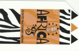 PHONE CARD SUDAFRICA URMET (PY1690 - Zuid-Afrika