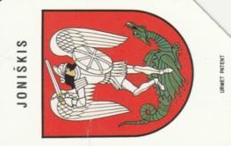 PHONE CARD LITUANIA (PY1673 - Litouwen