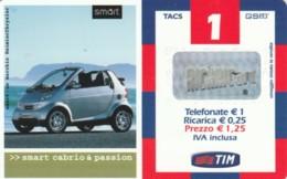 RICARICA TIM 1 SMART (PY1659 - [2] Sim Cards, Prepaid & Refills
