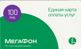 PREPAID PHONE CARD RUSSIA (PY1273 - Russland