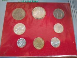 Set Vatican 1970 - An 8 Du Pontificat De Paul VI - Munten & Bankbiljetten