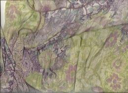 Lot 1 , Foulard , De Soie, Couleur Divers  , 1.30 M Sur 0.70 M. - Scarves