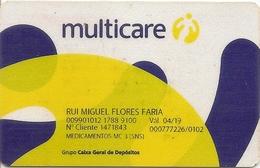 PORTUGAL -  MULTICARE - Health Insurance - Non Classificati