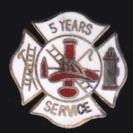 65067- Pin's-Sapeurs Pompiers. - Brandweerman