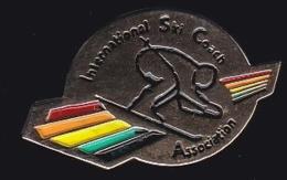 65086- Pin's-International Ski Coach Association - Wintersport