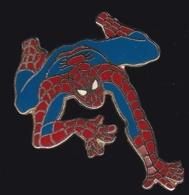 65104- Pin's-Spiderman Est Un Super-héros Issu De L'univers Marvel .BD.cinéma. - Cine