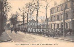 02 Saint Quentin  - Revue Du 18 Janvier 1913 - Saint Quentin