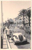 06  Nice - Carte Photo - Voiture De Sport Autrichienne - Transport Urbain - Auto, Autobus Et Tramway