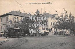 74  Annemasse - Place De L ' Hotel-de-Ville - Tram No. 64 - Annemasse
