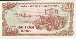 VIETNAM   -   200 Dong   1987   -- UNC -- - Vietnam