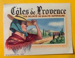 14222 - Côtes De Provence - Languedoc-Roussillon