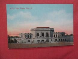 Union Station - Illinois > Joliet  Ref 4072 - Joliet