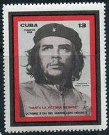 Y85 CUBA 1968 1388 In Memory Of Major Ernesto Che Guevara - Militaria