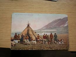 An Eskimo Family Greenland - Groenlandia