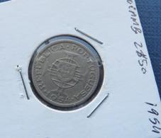 Mozambique 2$50 1954 - Mozambique