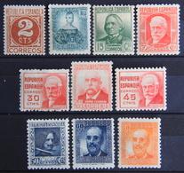 Personajes **. Edifil 731-740 - 1931-Today: 2nd Rep - ... Juan Carlos I