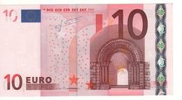 "10 EURO  ""Y"" Greece    Firma Trichet    N 030 H3  /  FDS - UNC - 10 Euro"