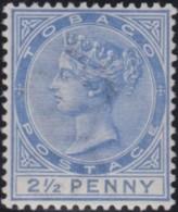 Tobago        .    SG   .   16     .     *     .   Mint-hinged    .   /   .   Ongebruikt - Trinidad & Tobago (...-1961)