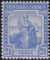 Trinidad         .    SG   .    151     .     *     .   Mint-hinged    .   /   .   Ongebruikt - Trinidad & Tobago (...-1961)