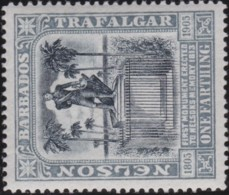 Barbados     .    SG   .   145          .     *      .      Mint-hinged     .   /   .   Ongebruikt - Barbados (...-1966)