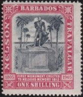 Barbados     .    SG   .   151         .     *      .      Mint-hinged     .   /   .   Ongebruikt - Barbados (...-1966)