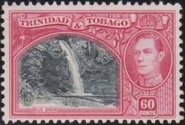 Trinidad&Tobago      .    SG   .    254     .     *   .     Mint-hinged   .   /   .   Ongebruikt - Trinidad & Tobago (...-1961)