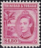 Trinidad&Tobago      .    SG   .    256    .     (*)   .     No Gum      .   /   .   Geen Gom - Trinidad & Tobago (...-1961)