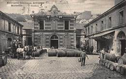 CPA Marseille - Entrepôt Généraux Rivoire - Distillerie - Canebière, Centro Città