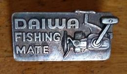 DAIWA FISHING MATE - REEL Reels Fischerei Fiske Pesca Poisson Pêche Fish Poissons Vis Pesce Peces - Badges