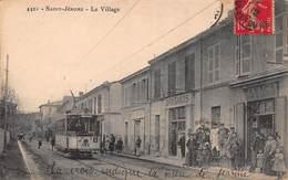 CPA Saint-Jérôme - Le Village - Quartiers Nord, Le Merlan, Saint Antoine