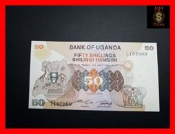 UGANDA 50 Shillings 1982 P. 18 B  UNC - Oeganda