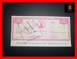 ZIMBABWE 5.000  5000 $  2003  Travellers Cheque P. 16  UNC - Zimbabwe