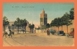 A643 / 133 Tunisie TUNIS Mosquée De La Kasbah - Tunisie
