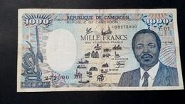 CAMEROUN - AFRIQUE CENTRALE - 5 Francs 1985 - Cameroun