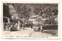 ALGERIE - BLIDA - Gorges De La Chiffa, Hôtel Du Ruisseau Des Singes - Blida