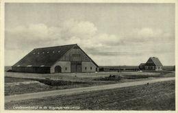 Nederland, WIERINGERMEER, Farmhouse In The Polder (1930s) Ansichtkaart - Paesi Bassi