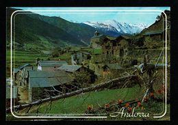 ANDORRA ANDORRE  Petit Village D'ANYOS  2 Scan - Andorra