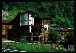 ANDORRA ANDORRE  La Cortinada   2 Scan - Andorra