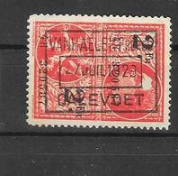 VanH. - Calevoet 1929 - Revenue Stamps
