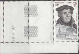Y&T  N° 208 500e Anniversaire De La Naissance De Martin Luther - Christianisme
